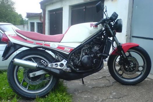 RD 350 LC N (Motor 1UA)